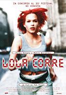 Corre Lola Corre Poster