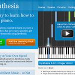 Synthesia: Una forma divertida de aprender a tocar el piano jugando
