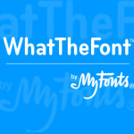 WhatTheFont | Encontrar una fuente concreta a partir de una imagen