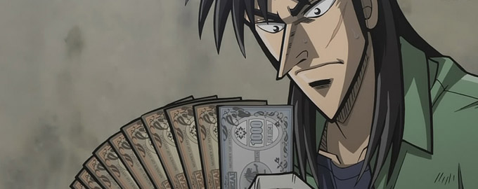 Gambling Apocalypse Kaiji