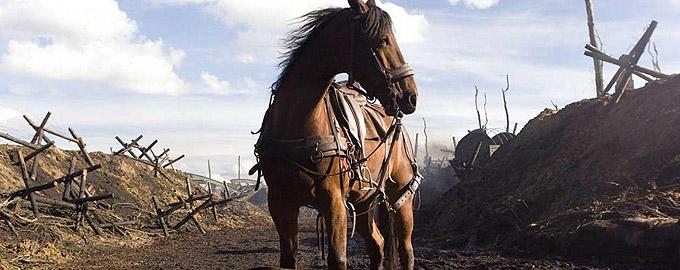 Caballo de batalla (War Horse)