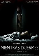 Mientras duermes Poster